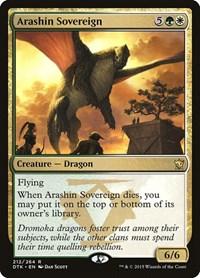 Arashin Sovereign, Magic: The Gathering, Dragons of Tarkir