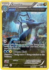 Kingdra - XY39 (Prerelease Promo) [Staff], Pokemon, XY Promos