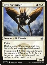 Aven Sunstriker, Magic: The Gathering, Dragons of Tarkir