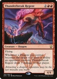 Thunderbreak Regent, Magic: The Gathering, Dragons of Tarkir