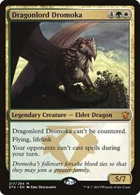 Dragonlord Dromoka, Magic: The Gathering, Dragons of Tarkir