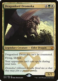 Dragonlord Dromoka (Foil)