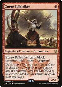 Zurgo Bellstriker, Magic: The Gathering, Dragons of Tarkir