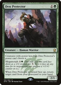 Den Protector, Magic: The Gathering, Dragons of Tarkir