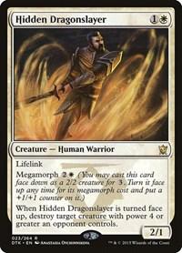 Hidden Dragonslayer, Magic: The Gathering, Dragons of Tarkir
