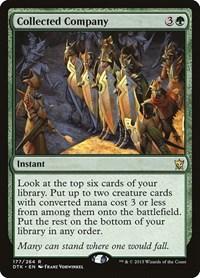 Collected Company, Magic, Dragons of Tarkir