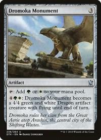 Dromoka Monument, Magic, Dragons of Tarkir