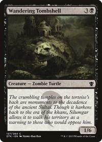 Wandering Tombshell, Magic, Dragons of Tarkir