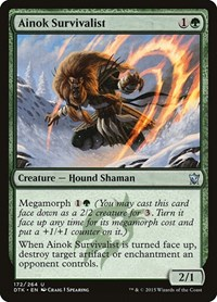 Ainok Survivalist, Magic: The Gathering, Dragons of Tarkir