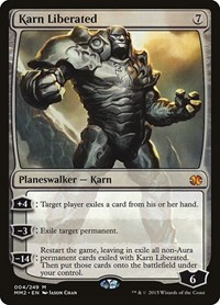 Karn Liberated, Magic: The Gathering, Modern Masters 2015