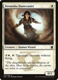 Dromoka Dunecaster, Magic: The Gathering, Dragons of Tarkir