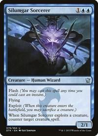 Silumgar Sorcerer, Magic: The Gathering, Dragons of Tarkir