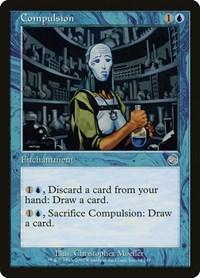 Compulsion, Magic: The Gathering, Torment