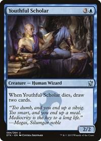 Youthful Scholar, Magic: The Gathering, Dragons of Tarkir