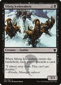 Sibsig Icebreakers, Magic, Dragons of Tarkir