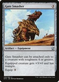 Gate Smasher, Magic: The Gathering, Dragons of Tarkir