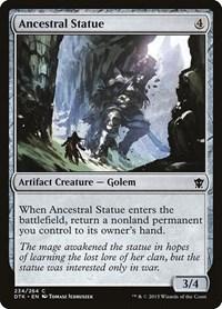 Ancestral Statue, Magic: The Gathering, Dragons of Tarkir