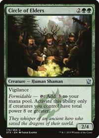 Circle of Elders, Magic: The Gathering, Dragons of Tarkir