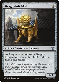 Dragonloft Idol, Magic, Dragons of Tarkir