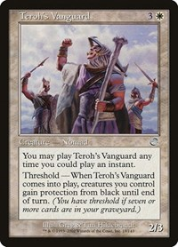 Teroh's Vanguard, Magic: The Gathering, Torment