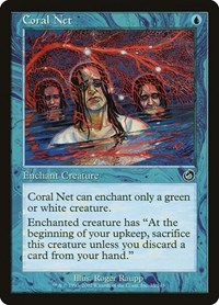 Coral Net, Magic: The Gathering, Torment