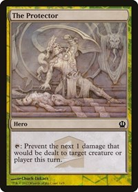 The Protector, Magic: The Gathering, Hero's Path Promos