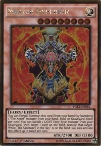 Master Hyperion, YuGiOh, Premium Gold: Return of the Bling