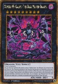 Yugioh Galaxy-Eyes Full Armor Photon Dragon DUPO-EN063 Ultra Rare 1st Edition!!