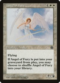 Angel of Fury, Magic, Portal Second Age