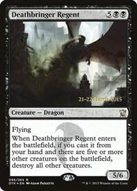 Deathbringer Regent, Magic: The Gathering, Prerelease Cards