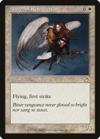 Angel of Retribution, Magic, Torment