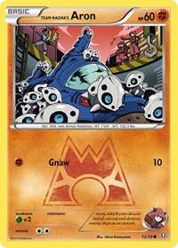 Team Magma's Aron, Pokemon, Double Crisis