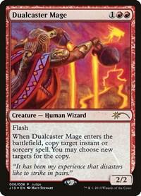 Dualcaster Mage, Magic: The Gathering, Judge Promos