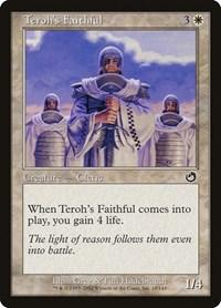 Teroh's Faithful, Magic: The Gathering, Torment