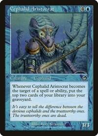Cephalid Aristocrat, Magic, Torment