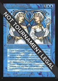 Vesuvan Doppelganger (IE), Magic: The Gathering, International Edition
