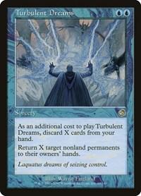 Turbulent Dreams, Magic, Torment
