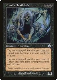 Zombie Trailblazer (Foil)
