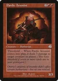 Pardic Arsonist, Magic: The Gathering, Torment