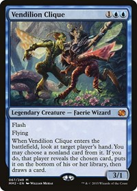 Vendilion Clique, Magic: The Gathering, Modern Masters 2015