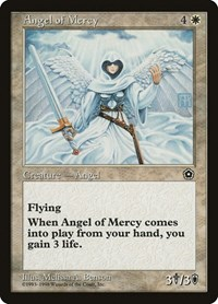 Angel of Mercy, Magic, Portal Second Age