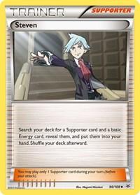 Steven, Pokemon, XY - Roaring Skies