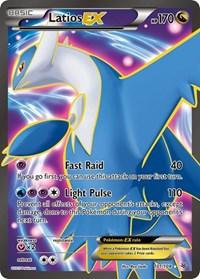 Latios EX (101 Full Art), Pokemon, XY - Roaring Skies