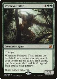 Primeval Titan, Magic: The Gathering, Modern Masters 2015