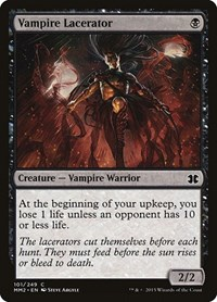 Vampire Lacerator, Magic: The Gathering, Modern Masters 2015