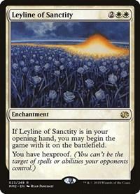 Leyline of Sanctity, Magic: The Gathering, Modern Masters 2015