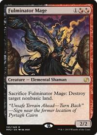 Fulminator Mage, Magic, Modern Masters 2015