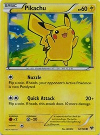 Pikachu (2014 Movie Promo), Pokemon, Miscellaneous Cards & Products