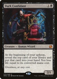 Dark Confidant, Magic: The Gathering, Modern Masters 2015