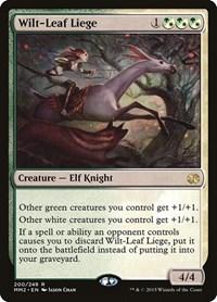 Wilt-Leaf Liege, Magic, Modern Masters 2015